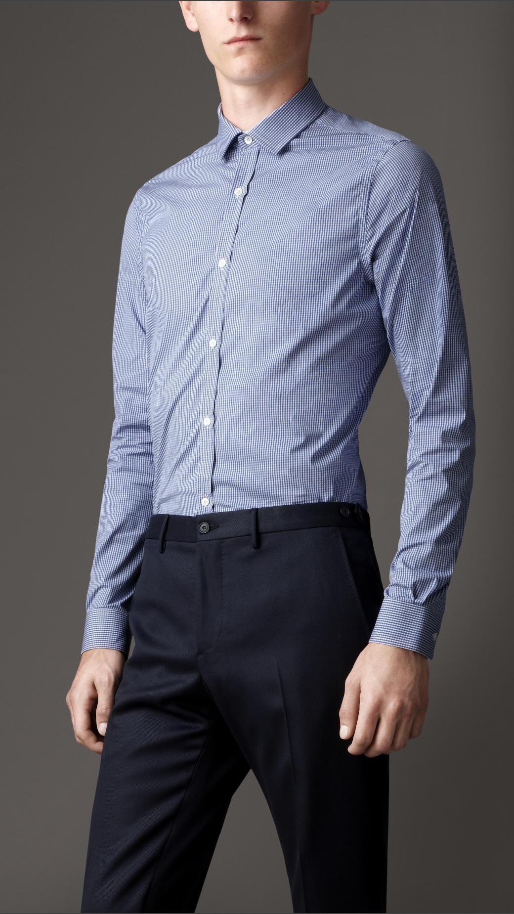 男长袖衬衫FSCX-006