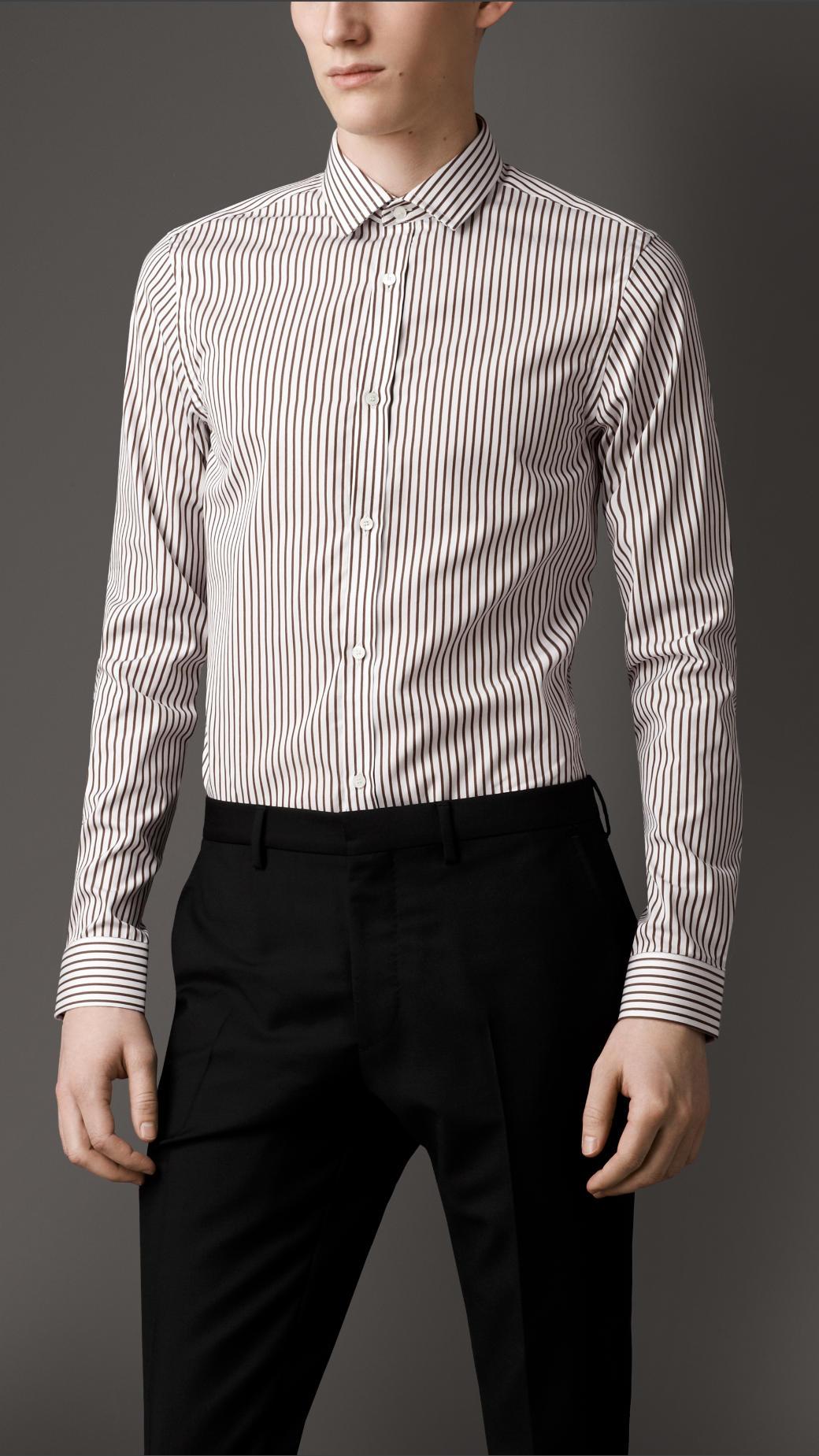 男长袖衬衫FSCX-005