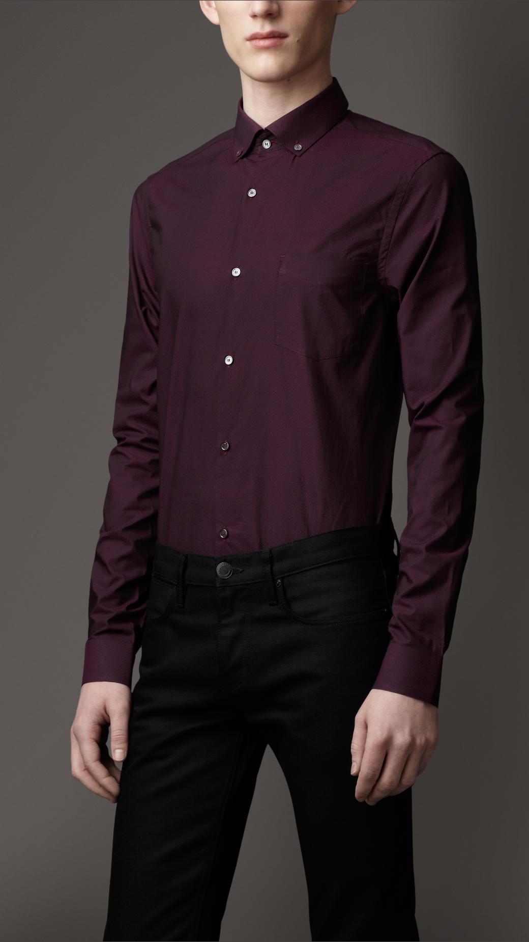 男长袖衬衫FSCX-004