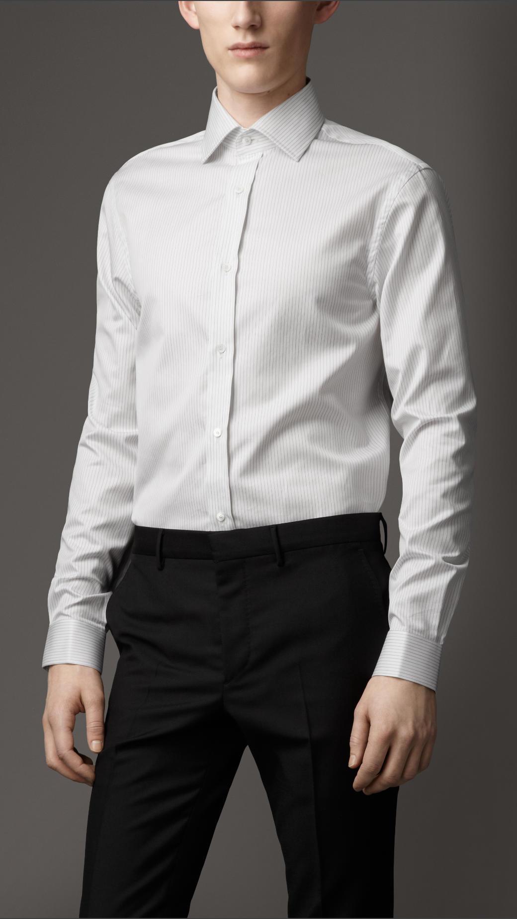 男长袖衬衫FSCX-003