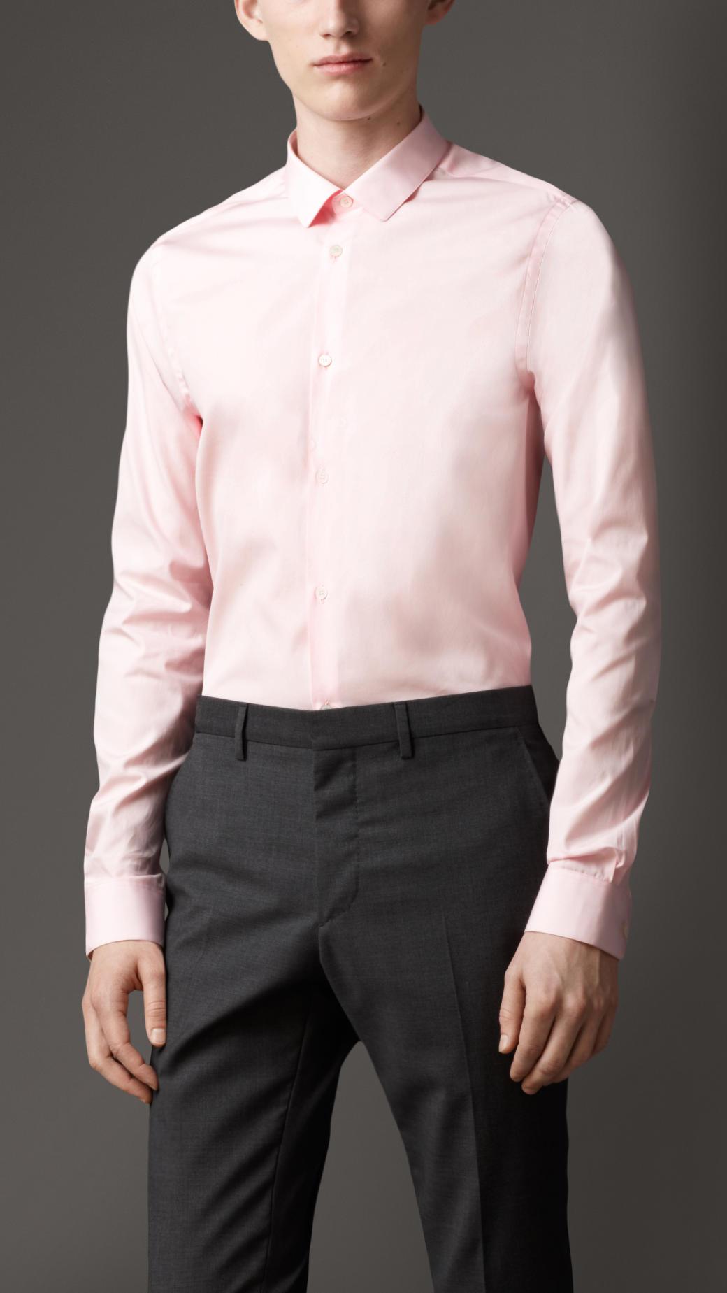 男长袖衬衫FSCX-002