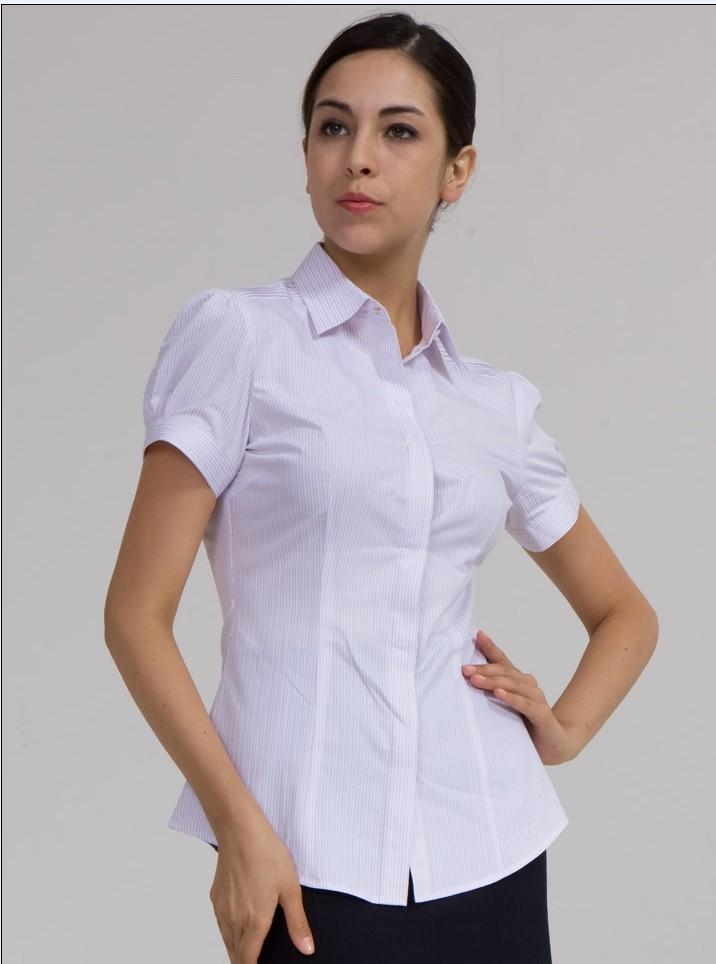 女短袖衬衫FSDX-002