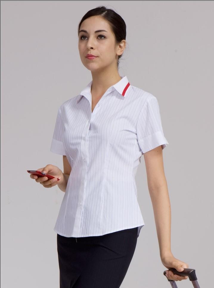 女短袖衬衫FSDX-001
